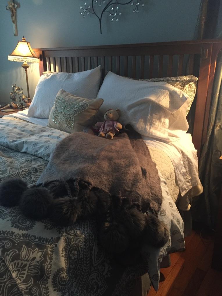 cozy-bed
